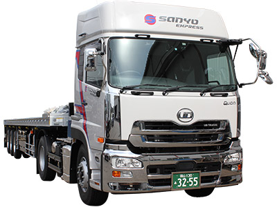 山陽通運トラック